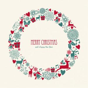 Christmas-Elements-Wreath-Vector-728x728